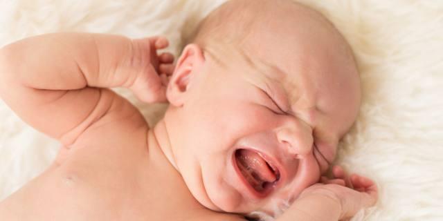 Pianto del neonato: un algoritmo ci dice il perché