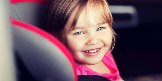 Bambini in auto: le regole da ricordare