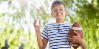 Bambini asmatici: possono fare sport?