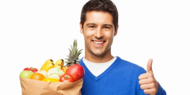Fertilità maschile: migliora dopo due mesi a frutta e verdura