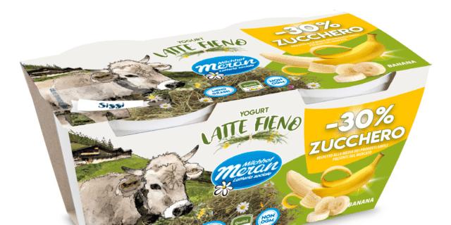 Yogurt di Latte Fieno, Latteria Merano