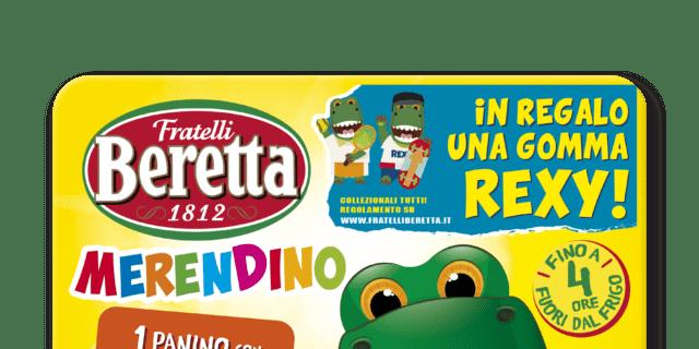 Merendino, Beretta