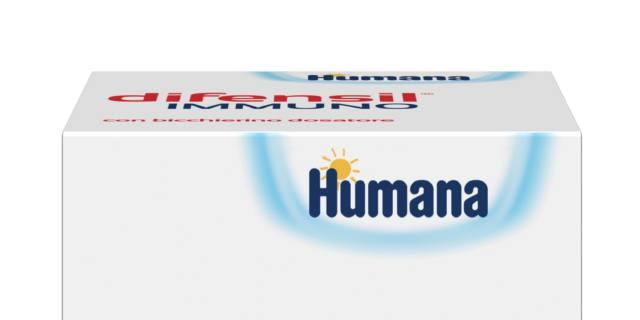 Difensil Immuno, Humana