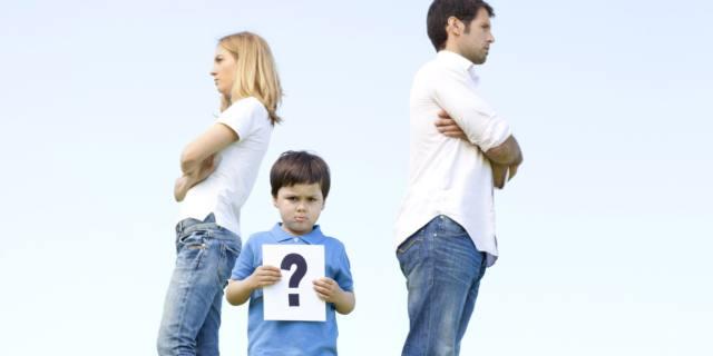 Genitori divorziati: figli più a rischio obesità