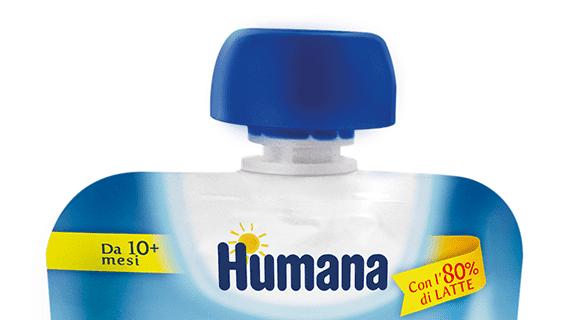 Milkymerenda, Humana