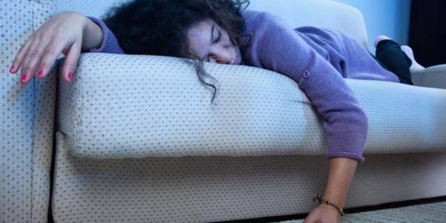 Dormire con la tv accesa? Obesità su del 33%