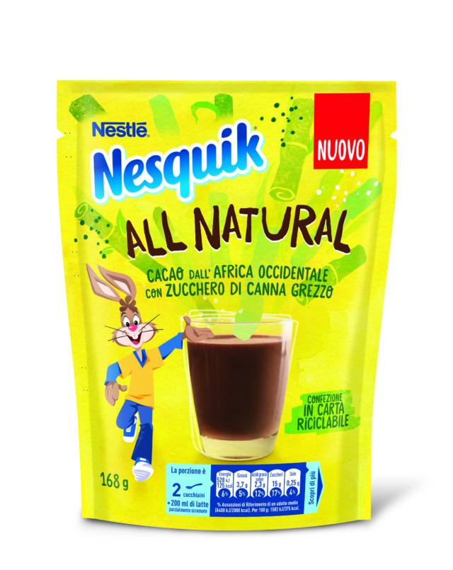 Nesquik All Natural, Nestlé
