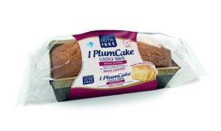 Plumcake senza glutine e lattosio, NutriFree