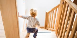 Incidenti domestici: cadute al primo posto