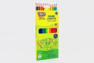 Colori a matita, Kidea di Globo
