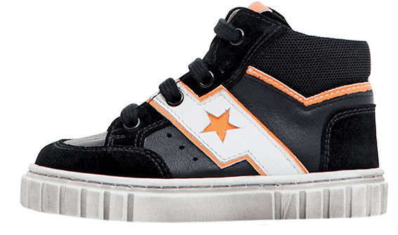 Sneaker, NeroGiardini Kids