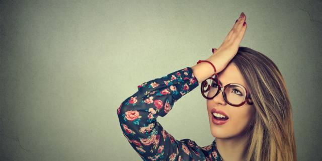 Cervello: gli smemorati sono più intelligenti