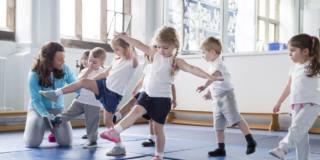 Bambini sportivi: le attività indicate età per età