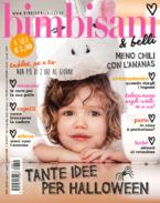 In edicola dal 16 ottobre il nuovo numero di Bimbisani & belli di Novembre