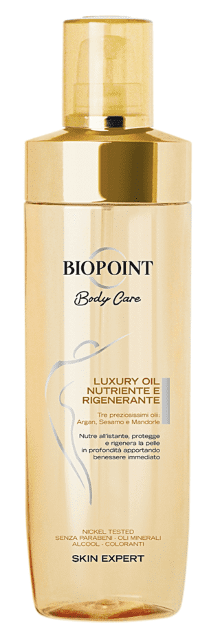Luxury Oil Body Care, Biopoint