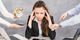 Burnout, per l'Oms lo stress cronico da lavoro è una sindrome