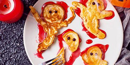 Fantasmini di pancake