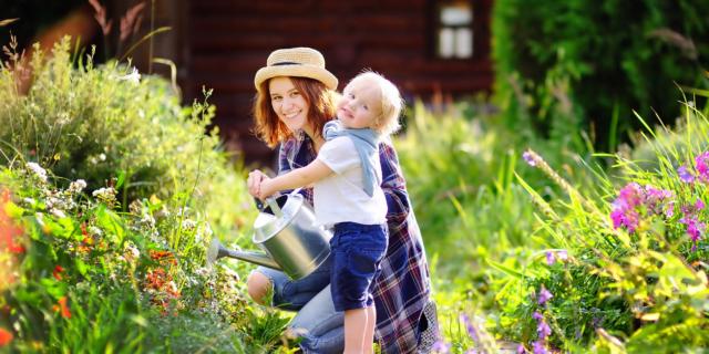 Fare giardinaggio contro stress e depressione funziona!