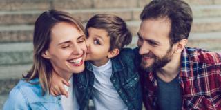 I genitori italiani sono i meno severi d'Europa