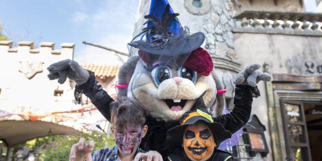 Halloween: la festa è già iniziata nei parchi divertimento
