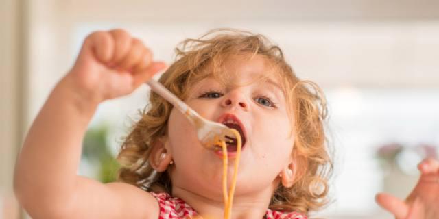 Obesità infantile: il rimedio è la porzione