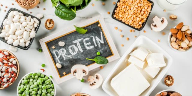 Proteine vegetali allungano la vita
