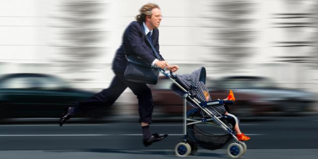 Parental burnout: stress dei genitori alle stelle
