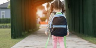 Mal di schiena  per 1 bambino su 2 sotto i 10 anni