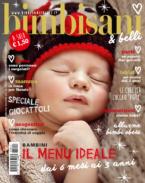 In edicola dal 16 novembre il nuovo numero di Bimbisani & belli di Dicembre
