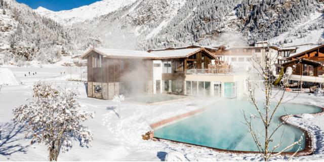 Family resort da sogno sulla neve