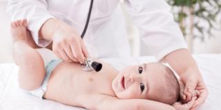 Soffio al cuore nel bebè