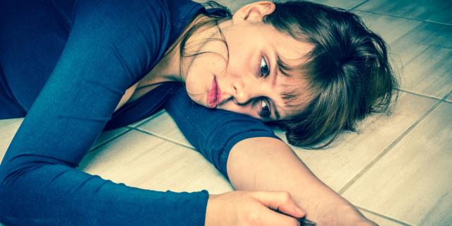 Cutting: sempre più adolescenti a rischio