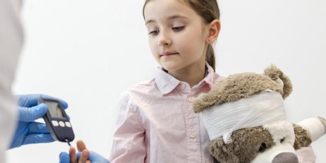 Diabete giovanile raddoppiato in 10 anni