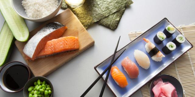 La dieta giapponese fa concorrenza alla nostra dieta mediterranea
