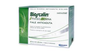 Bioscalin Fiale Anticaduta Physiogenina, Giuliani