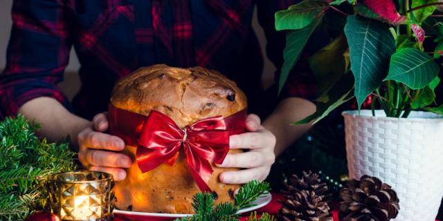 Panettone solidale: così il Natale è più bello