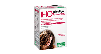 Homocrin HC+ Tricoligo Capelli Donna, Specchiasol