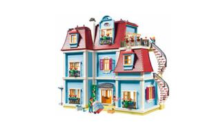 La grande casa delle bambole, Playmobil