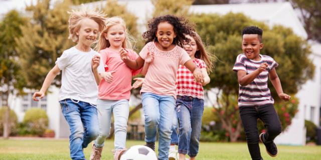 Lo sport cura l'obesità infantile