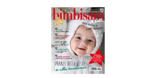 In edicola dal 17 dicembre il nuovo numero di Bimbisani & belli di Gennaio