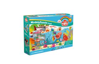 Model & Puzzle Coral Didò, Fila