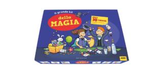 Il grande kit della magia, Gribaudo