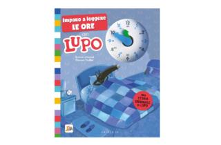 Imparo a leggere le ore con Lupo, Gribaudo