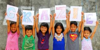Regali solidali, Save the Children
