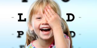 Miopia nei bambini: approvate negli Usa le prime lenti a contatto per i piccoli