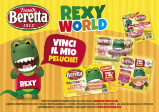 Rexyworld, Fratelli Beretta