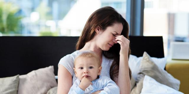 Depressione post parto: evitarla è possibile, ecco come