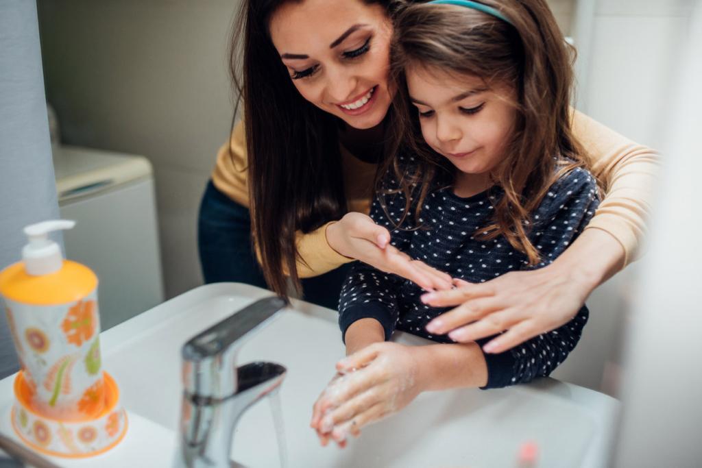 Coronavirus: come comportarsi con i bambini