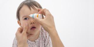 Congiuntivite da inquinamento: più pericoli per i bambini