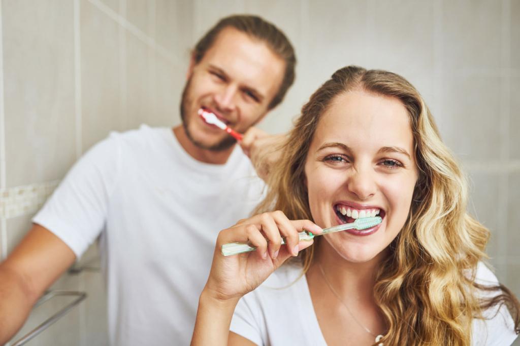 Denti più puliti, cuore più sano